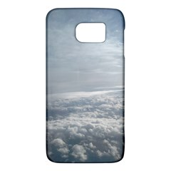Sky Plane View Samsung Galaxy S6 Hardshell Case