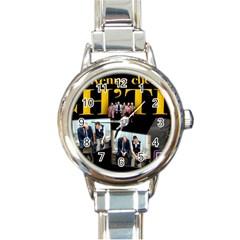 2309020769 A7e45feabe Z Round Italian Charm Watch