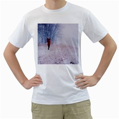 Untitled1 Men s Two-sided T-shirt (White)