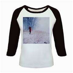 Untitled1 Kids Long Cap Sleeve T-Shirt