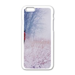 Untitled1 Apple iPhone 6 White Enamel Case