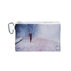 Untitled1 Canvas Cosmetic Bag (Small)