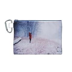 Untitled1 Canvas Cosmetic Bag (Medium)