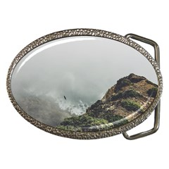 Untitled2 Belt Buckle (Oval)