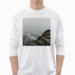 Untitled2 Men s Long Sleeve T Shirt (white)