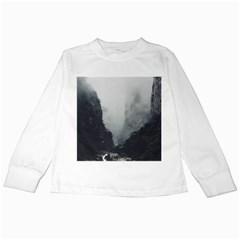 Unt3 Kids Long Sleeve T Shirt