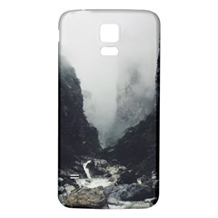 Unt3 Samsung Galaxy S5 Back Case (White)