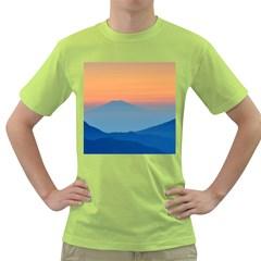 Unt4 Men s T-shirt (Green)