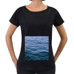 Unt6 Women s Loose-Fit T-Shirt (Black)