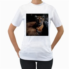 Photo  Women s Two-sided T-shirt (White)