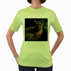 Photo  Women s T-shirt (Green)
