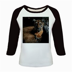 Photo  Kids Long Cap Sleeve T-Shirt