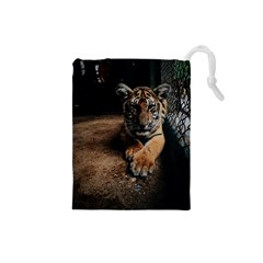 Photo  Drawstring Pouch (Small)