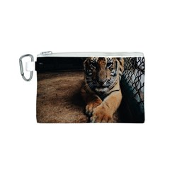 Photo  Canvas Cosmetic Bag (Small)