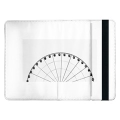 Untitled Samsung Galaxy Tab Pro 12 2  Flip Case