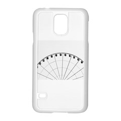 untitled Samsung Galaxy S5 Case (White)