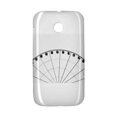 untitled Motorola Moto E Hardshell Case