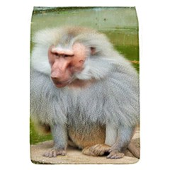 Grey Monkey Macaque Removable Flap Cover (small)