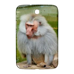 Grey Monkey Macaque Samsung Galaxy Note 8 0 N5100 Hardshell Case