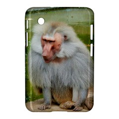 Grey Monkey Macaque Samsung Galaxy Tab 2 (7 ) P3100 Hardshell Case