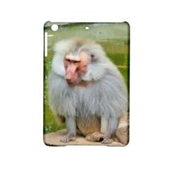 Grey Monkey Macaque Apple iPad Mini 2 Hardshell Case