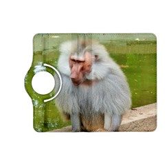 Grey Monkey Macaque Kindle Fire Hd (2013) Flip 360 Case