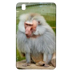 Grey Monkey Macaque Samsung Galaxy Tab Pro 8.4 Hardshell Case