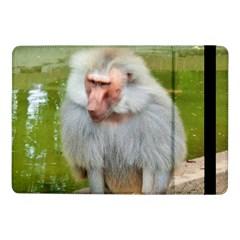 Grey Monkey Macaque Samsung Galaxy Tab Pro 10.1  Flip Case