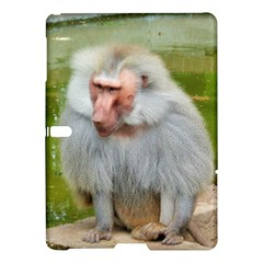 Grey Monkey Macaque Samsung Galaxy Tab S (10 5 ) Hardshell Case