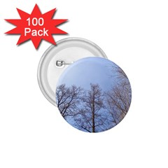 Large Trees In Sky 1 75  Button (100 Pack)