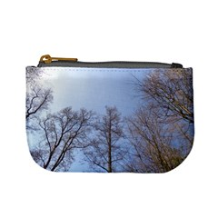Large Trees In Sky Coin Change Purse