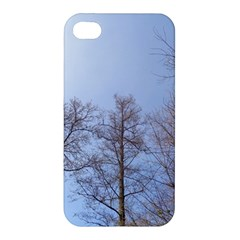 Large Trees In Sky Apple Iphone 4/4s Hardshell Case