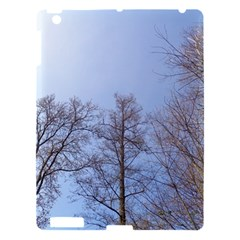 Large Trees In Sky Apple Ipad 3/4 Hardshell Case