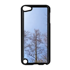 Large Trees In Sky Apple Ipod Touch 5 Case (black)