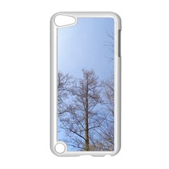 Large Trees In Sky Apple Ipod Touch 5 Case (white)