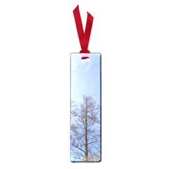 Large Trees In Sky Small Bookmark