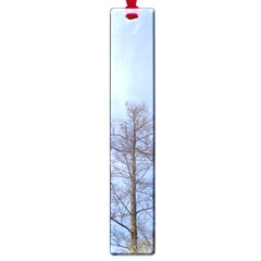 Large Trees In Sky Large Bookmark