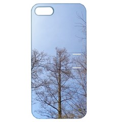 Large Trees In Sky Apple Iphone 5 Hardshell Case With Stand