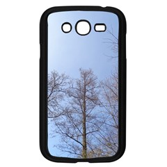 Large Trees In Sky Samsung Galaxy Grand Duos I9082 Case (black)