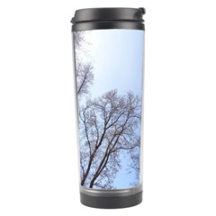 Large Trees In Sky Travel Tumbler