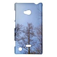 Large Trees In Sky Nokia Lumia 720 Hardshell Case