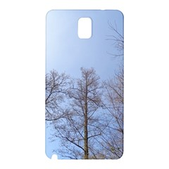 Large Trees In Sky Samsung Galaxy Note 3 N9005 Hardshell Back Case