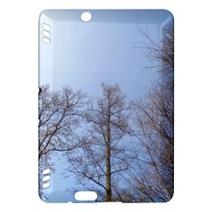 Large Trees In Sky Kindle Fire Hdx Hardshell Case