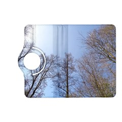 Large Trees in Sky Kindle Fire HD (2013) Flip 360 Case
