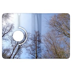 Large Trees In Sky Kindle Fire Hdx Flip 360 Case