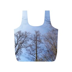 Large Trees in Sky Reusable Bag (S)