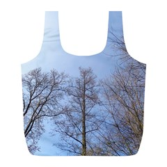Large Trees in Sky Reusable Bag (L)