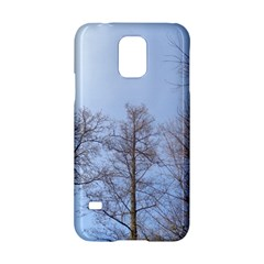 Large Trees in Sky Samsung Galaxy S5 Hardshell Case