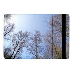 Large Trees In Sky Samsung Galaxy Tab Pro 10 1  Flip Case
