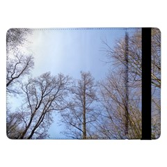 Large Trees in Sky Samsung Galaxy Tab Pro 12.2  Flip Case